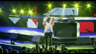 mike tompkins youtube fanfest india 2017