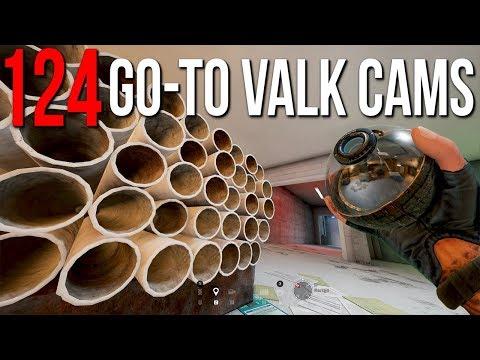 124 Go-to Valkyrie Cameras - Rainbow Six Siege