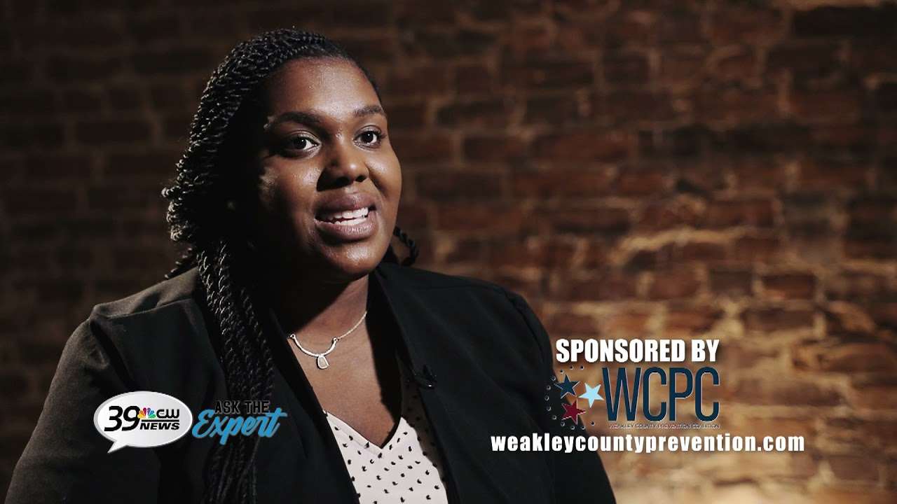 Ask The Expert -- sponsored by the Weakley County Prevention Coalition