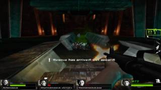 ZOMG L4D2 Custom Maps Ep 10 Space Jockeys part 5