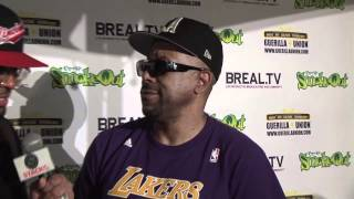 Tone Loc Interview @ Smoke Out 2012