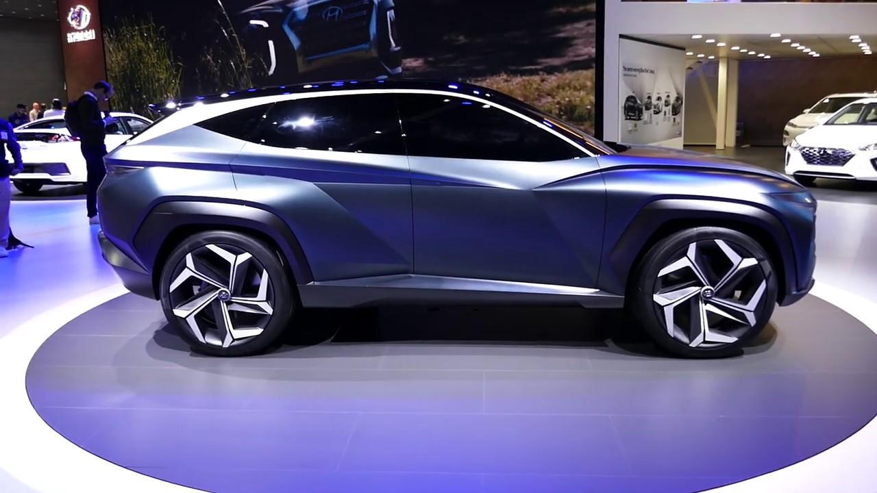 new 2020 hyundai hdc-7 vision t concept car - 2019 la auto