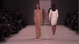 Akris Defile Spring/Summer 2012 Thumbnail