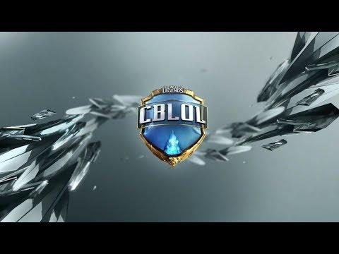 CBLoL 2019 - Primeira Etapa - Semana 6, Dia 2
