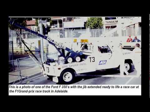 F1 Grand Prix in Adelaide with Richmond Heavy Towing Adelaide