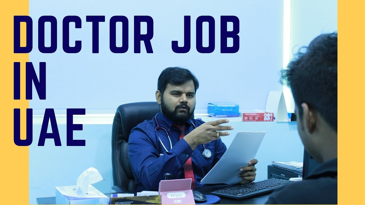 Doctor Job in DUBAI