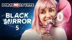 Por si no lo viste: Black Mirror Temporada 5