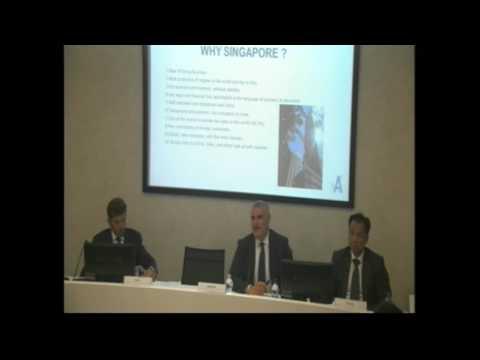 Alberto Andreello, Singapore, hub strategico per il mercato unico...