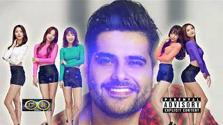 Nassif Zeytoun &  EXID ( Mich Aam Tezbat Maii / I Love You ) Remixed by BXthree TRAP