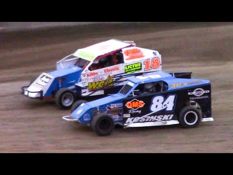 Sportsman Heat Two | Old Bradford Speedway | 9-8-18