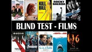 Blind Test Film - 50 extraits - #2