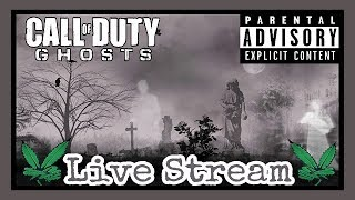 Call Of Duty Ghost! Back To Work Tommorrow Blues! ( Call Of Duty Ghost Live Stream )