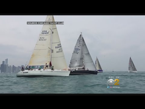 Sailors Worry About Severe Weather As 110th Race To Mackinac Kicks Off
