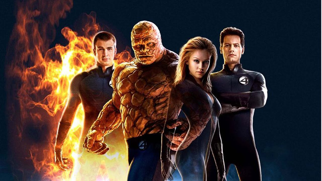 Download Action Movie 2020 - FANTASTIC FOUR:RISE OF THE SILVER SURFER (2007) Full Movie HD-Best Action Movies