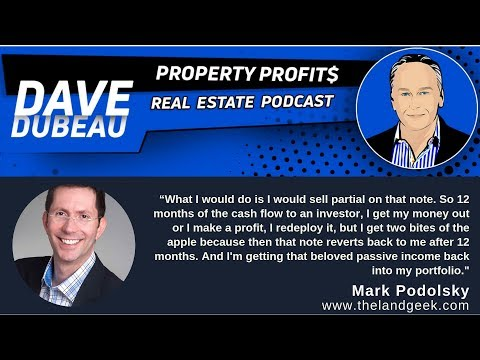 Passive Income without Renters, Rehabs, Renovations or Rodent with Mark Padolsky