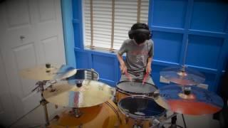 Twenty One Pilots / MUTEMATH - Lane Boy (Drum Cover)