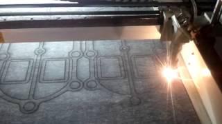 резка прокладок лазером из паронита 1мм Екатеринбург(, 2013-10-23T04:55:46.000Z)