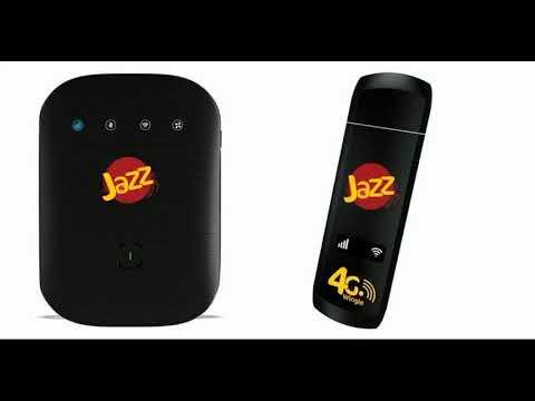 How To Unlock Jazz 4G Wifi device