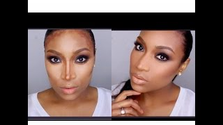 HOW I CONTOUR & HIGHLIGHT  (IRISBEILIN)
