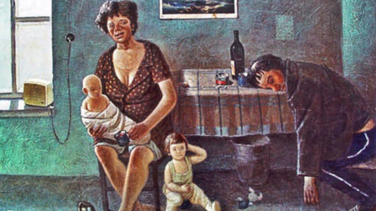 ✔️Антисоветская живопись разных лет./The anti-Soviet art over the years.