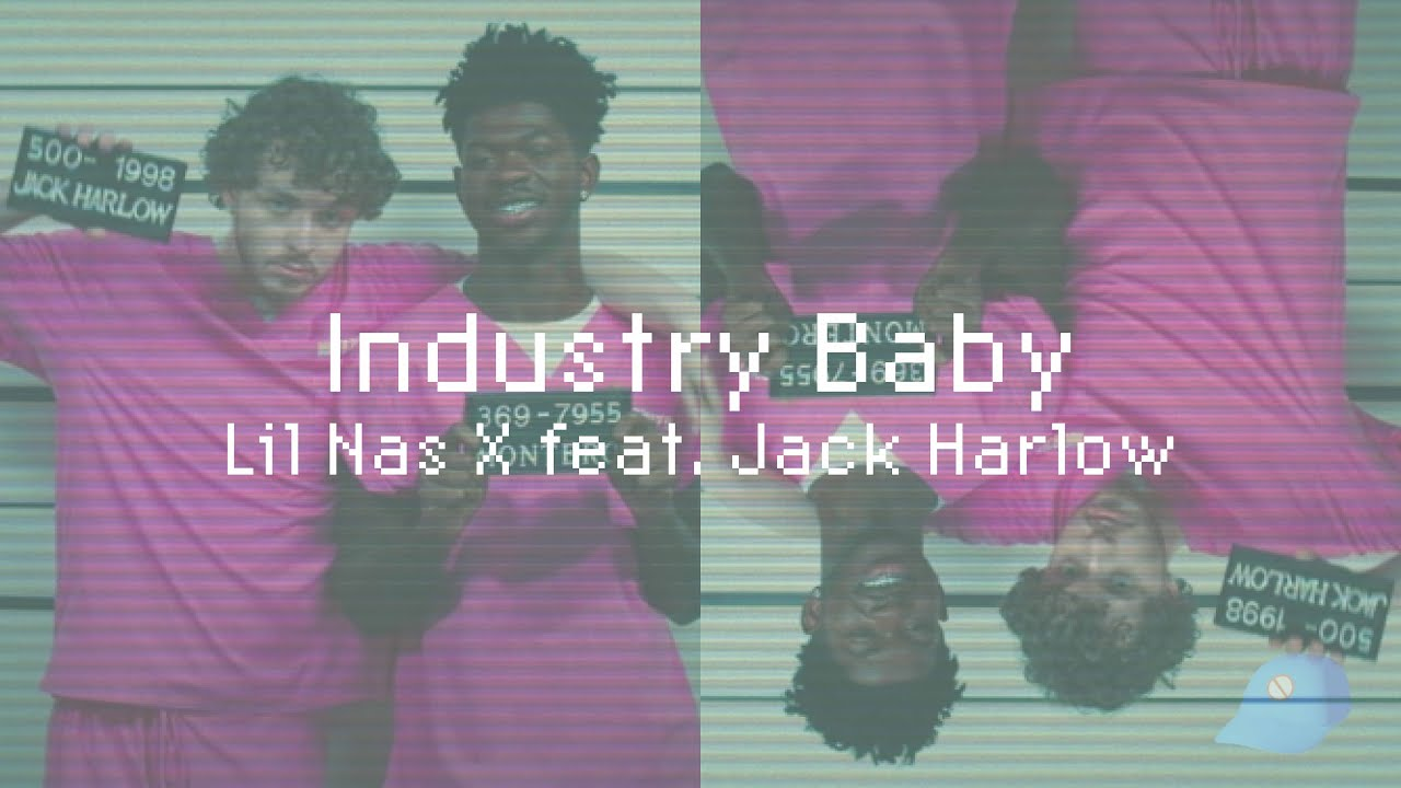 """Lil Nas X, Jack Harlow - """"Industry Baby"""" 