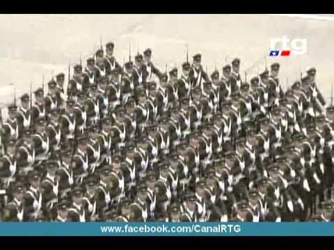 Gran Parada Militar 2013 Chile [7-9] Travel Video