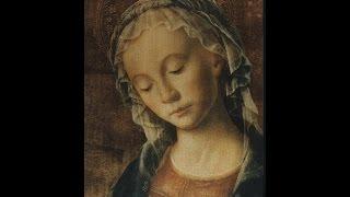 Commentaire du « Je vous salue Marie », première partie