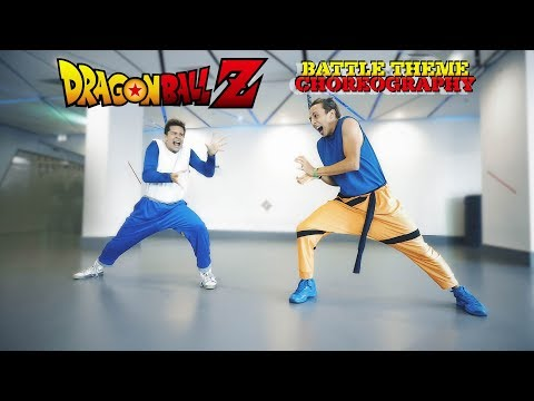Dragon Ball Z dance  Patman Crew choreography