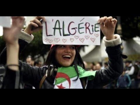 """منظمة """"هيومن رايتس ووتش"""" بين الإشادة بالحراك الجزائري وإدانة قمع الحريات"""