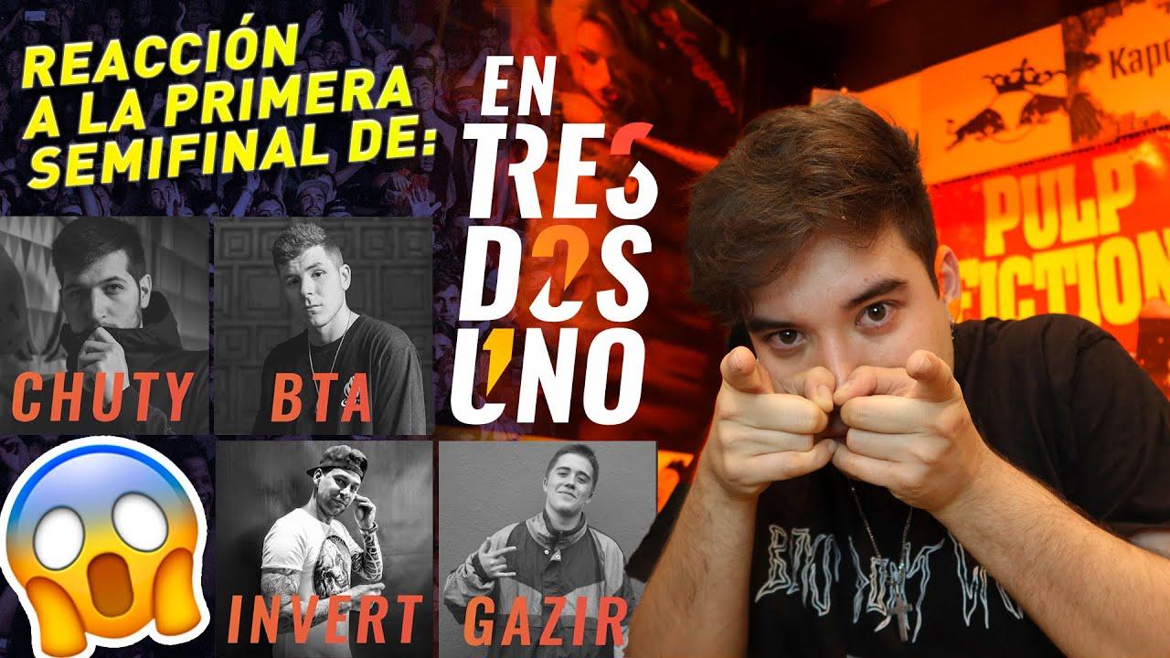 ¡10 RIMAS QUE DEMUESTRAN QUE CHUTY ESTA ENFERMO, PERO GAZIR TAMBIÉN! En321BTA CHUTY VS GAZIR INVERT