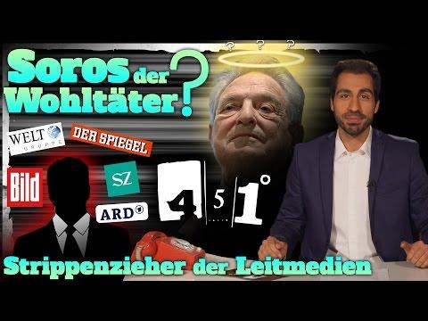 451 Grad    George Soros' langer Arm   Die Elite der Leitmedien    30