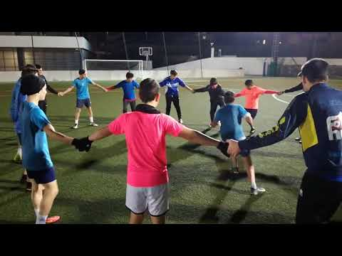Your teams will LOVE trying this great team warm up