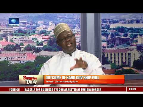 Kano Rerun: APC Nat'l Treasurer, Fellow Member Face Off Over Alleged Violence Pt.3