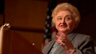 Holocaust survivor: See others as people