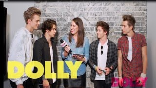 DOLLY quizzes The Vamps on Australia | Celeb Bites