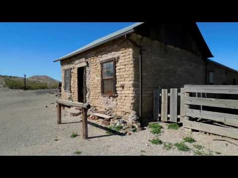 (SHAKESPEAR) A Ghost Town Outside Of Lordsburg NM.