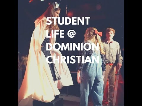 Student Life at Dominion Christian School