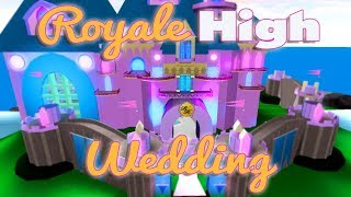 ROYAL WEDDING THE TRUTH // Roblox Royale High