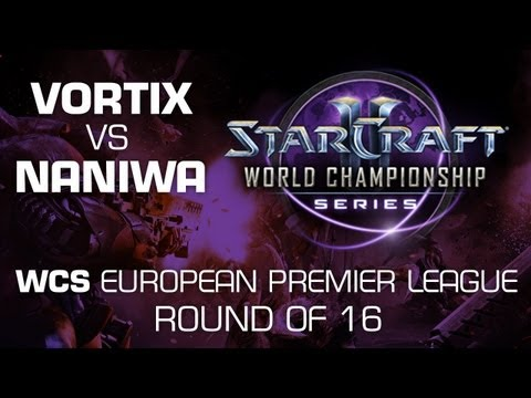 NaNiwa vs. VortiX - Group B Ro16 - WCS European Premier League - StarCraft 2