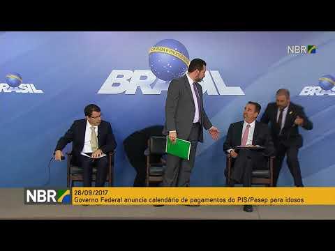Michel Temer anuncia calendário de pagamentos do PIS/Pasep para idosos