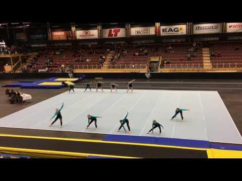 Truppcupen 2017   ÖGY RM1   Fristående