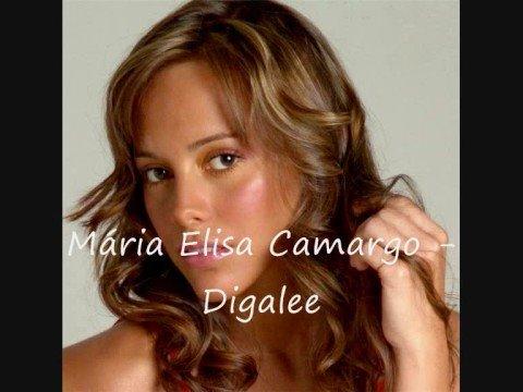 Mária Elisa Camargo - Digalee