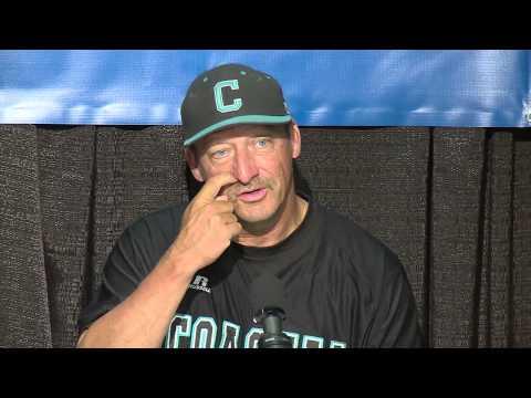 NCAA Regional Postgame 5.30 | Coastal Carolina | Gary Gilmore, Michael Paez, Andrew Beckwith