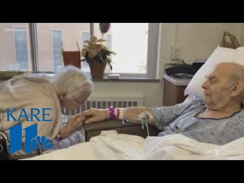 Tony Sandoval on The Breeze - Couple that was Married for 68 years, Died 33 hours apart from each other.