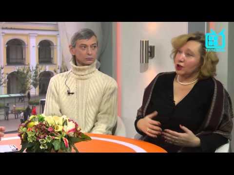 Время встречать гостей. Татьяна Кондратьева и Владимир Абрамов.