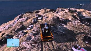 GTA 5 Mount wWw Chilling with the Crew