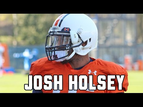 Road to recovery nearly complete for Auburn's Josh Holsey