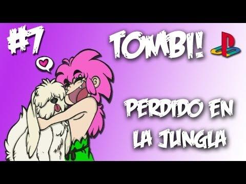 """Tombi! (PS1) - ¡Completo 100% y Comentado! (07/14) """"Perdido en la Jungla"""""""