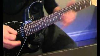 Alex K - Musicman silhouette improvisation