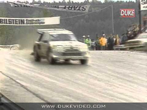 Duke DVD Archive - European Rallycross 1987